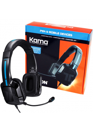 Headset Stereo KAMA TRITTON PS4 / XONE / SWITCH / PC