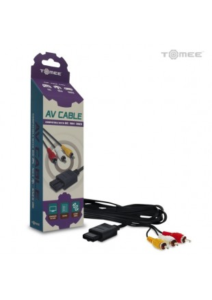 Cable AV GameCube / Nintendo 64 / Super Nintendo