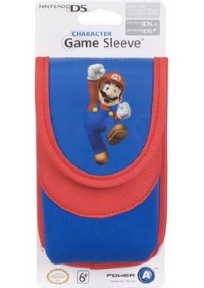 Bolso game sleeve Mario DS lite / DSi / 3DS