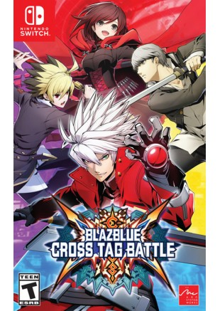 BlazBlue Cross Tag Battle NSW