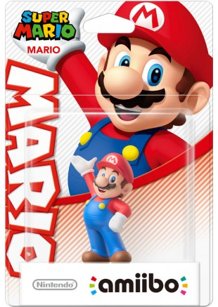 Amiibo Figura Mario Party