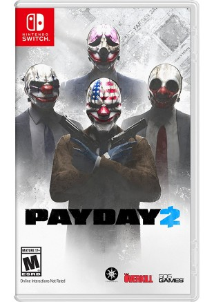 Payday 2 NSW