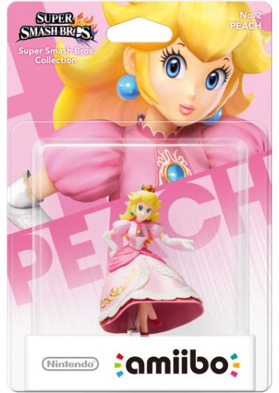Amiibo Figura Peach