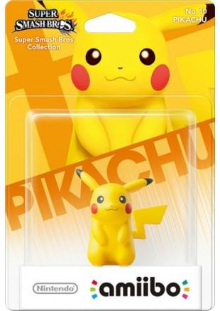Amiibo Figura Pikachu