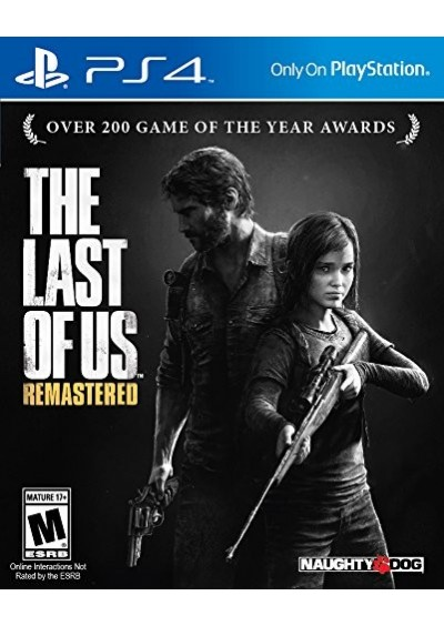 The Last Of Us Remasterizado PS4 (Formato sobre)