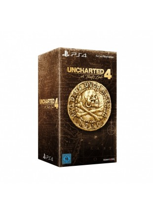 Uncharted 4: A Thief's End Collector's Edition PS4