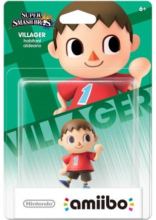 Amiibo Figura Villager